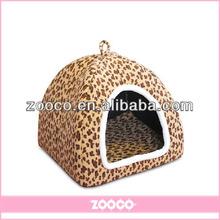 Leopard Style Pet Dog House