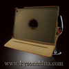 2014 latest gadget rotating tablet cases,rotating stand leather case for tablet pc