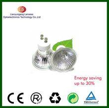 best price 7w gu10 220v gu10 halogen lamp 50w