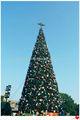 2014 énorme grand arbre de noël artificiel faire en chine