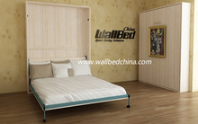 safest queen size folding wall bed hideaway bed