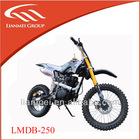 cheap 250cc dirt bike for sale 4 stroke use Lifan engine with CE LMDB-250