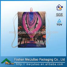 buying from china nonwoven travle drawstring bag