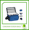 600D polyester insulated cooler bags for food and drink
