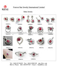 2014 Hot Sale Beautiful Jewelry With Different Shapes Gemstone