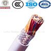 Copper Conductor fluorine plastic insulation Copper Wire shielded PVC Sheath flexible control cable