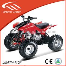 quad bike atv 110cc 110cc atv plastic body with CE with EPA