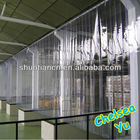 Soft and clear pvc flexible plastic strip door curtain(Free sample available)