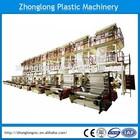plastic extruder blown film machine line
