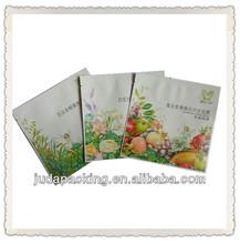 promotional aluminum foil cosmetics packaging