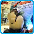 china fábrica de dinossauro artificial colorido animatronic dinosaur eggs