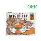 Ginger tea with honey 18gx10sachets/box honey ginger tea with brown suagr