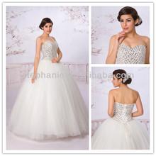 Stephanie Wedding Dress A6900 Luxurious Wedding Dresses Hk