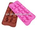 brand new diy sabão molde molde de silicone do molde do sabão artesanal molde alta qualidade baby sorrindo forma