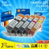 Compatible Ink Cartridge for Canon PGI-225/CLI-226 Use For Canon Deskjet Printer with CE SGS ISO Certificates