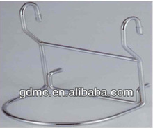 Metal wire pot Cover rack(with hooks)
