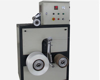 Polyester thread reinforcement straps producing machine