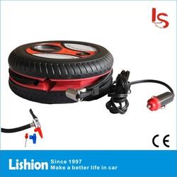 12 V spare slim china wholesale e cigarette reasonable price car inflator tire repair kit