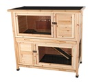 New design Wooden Rabbit Hutch with Factory Price