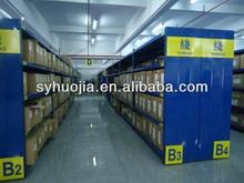 Long span storage metal shelf rack warehouse shelving for commodities storage