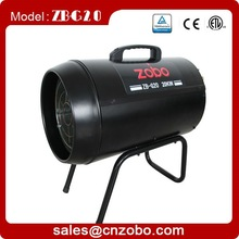 20KW gas heater hot sale amish electric fireplace heaters