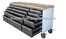 heavy duty 72 inch tool multi drawer cabinet