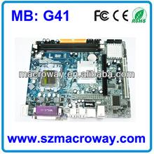 dual Socket 775 desktoop G41 gigabyte motherboard