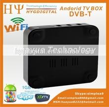 2014 Cheapest android 4.0 smart tv box Google Internet Amlogic M3 TV Box Cortex A9 RAM 1GB DDR3 + Flash 4GB