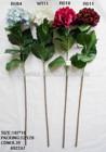 artificial flowers long stem