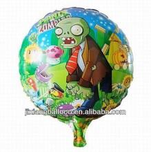 18 inch plants vs zombies folie balloon