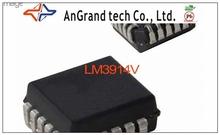 LM3914V IC DRIVER DOT BAR DISPLAY 20PLCC LM3914V 3914 LM3914 3914V M3914