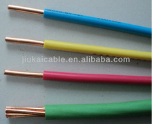 copper core electrical cable/electric wire power cable/electric cables copper