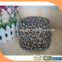 Panther print fabric/ baseball cap without logo/ baseball cap pattern