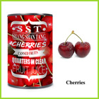 2014 Exporting fresh delicious red canned cherries wholesale price 425g