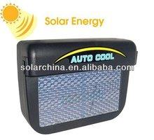 portable plastic Solar- vehicle Ventilators