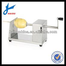 H001 Stainless Steel potato slicer cutter