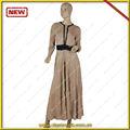 nova moda design bonito mulheres árabe dubai abaya 2014