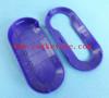 Custom car remote key for Fiat 3 button remote key cover Purple color & car key blank & car key cover