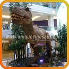 Life-size electronic gengu dinosaur t-rex
