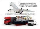sea/air freight shipping forwarder agent from Tianjin,Haikou, Tianjin, Dalian, Foshan to Faro