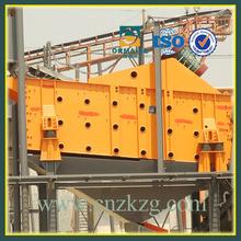 High quality Mining equipment linear vibrating Screen,mining equipment,high frequency vibrating screen