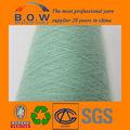 Acrílico fios hb usado para meias 2013/malhas de fios de lã/artesanal de redes de pesca