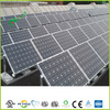Industrial grid-tied 10KW solar panel system for 24 hours working time