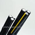 0.6/1kv trenzado de cable de aluminio