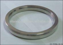 ASME B16.20 Ring Joint Gasket(RTJ) in pipe flange