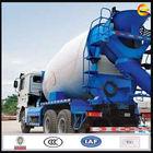 Hot! Supply 2014 New Small 8cbm 6*4 Concrete Mixer Trucks export India