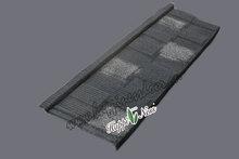 colorful stone coated metal roof/metallic roof tile
