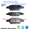 Used car parts for sale germany Mercede actros spare parts China brake pads for car