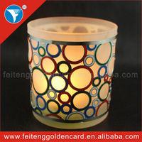 China professional manufacturer custom design tea light holder