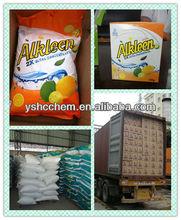 detergent powder chemical formula